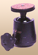 UNI-LOC 60 ball head with the standard base