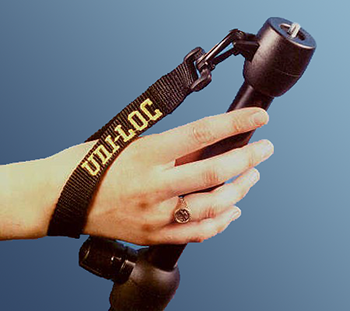 UNI-LOC Tripod Carrying Wrist Strap